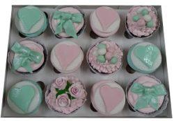Pastel Cupcake Selection