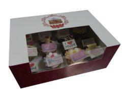 Mothers Day High Tea mini cupcakes