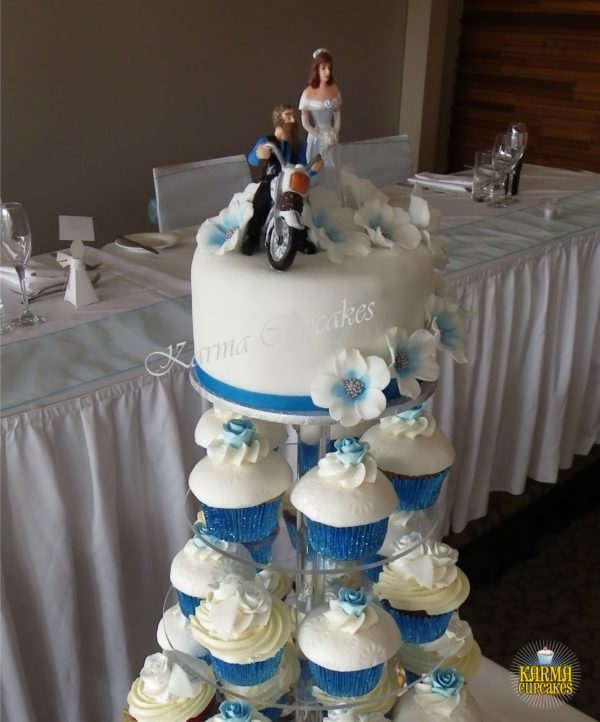 Personalised Wedding Cake