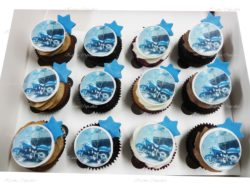 Edible Photo/ Image Cupcakes (chocolate and vanilla only)