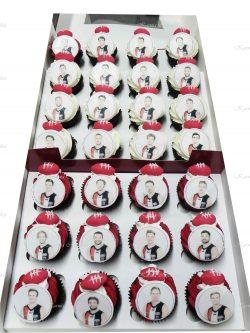 AFL Cupcakes