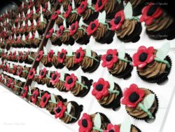 Charity fundraising cupcakes