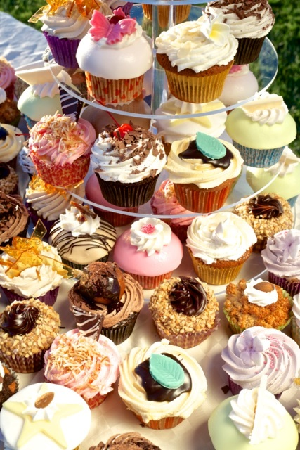 Gourmet Cupcakes. Orders in by 4pm for next day delivery/ pick up.