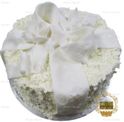 "8"" White Chocolate Cake"
