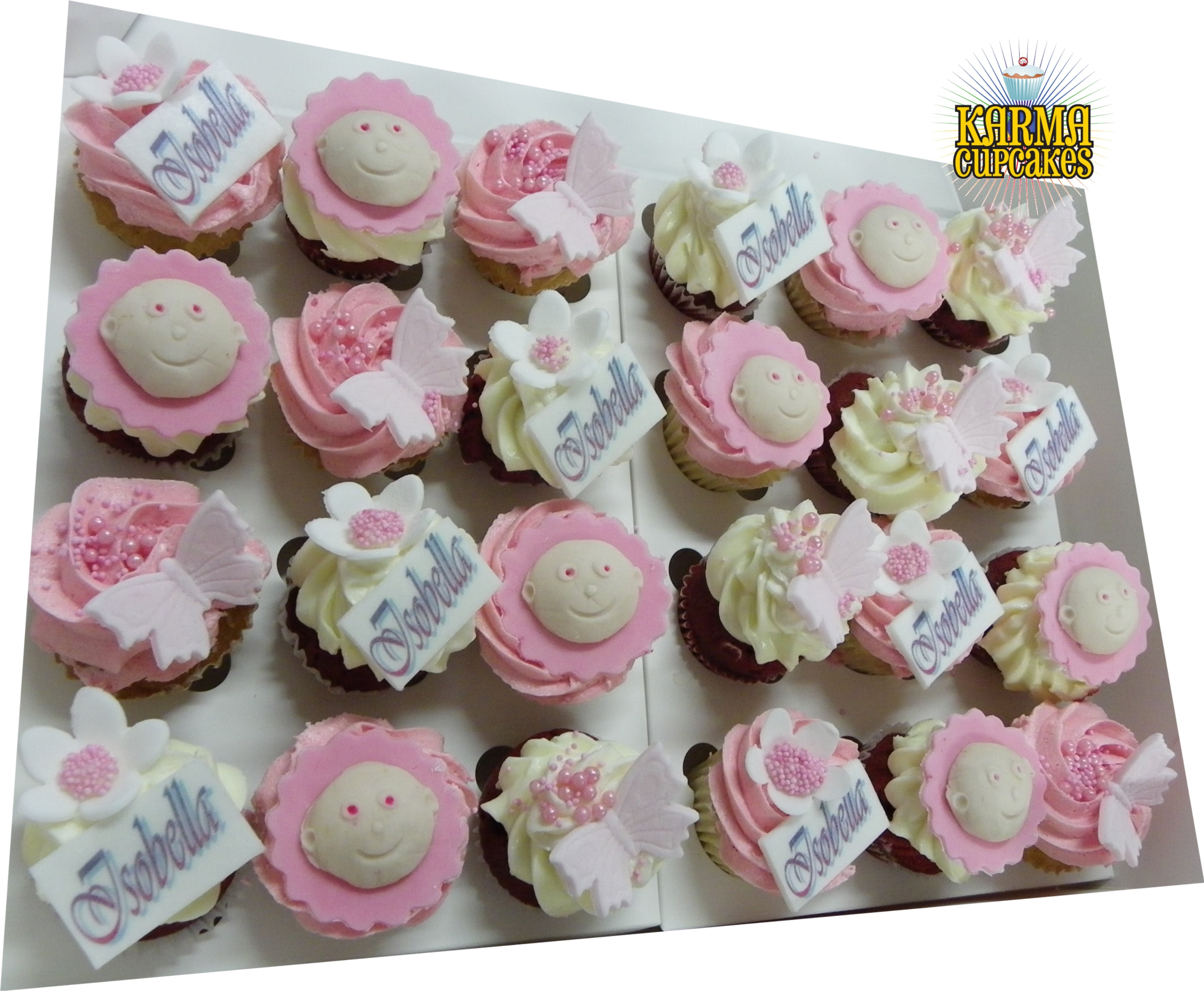 Custom Made Mini Cupcakes - two (2) business days notice is required.