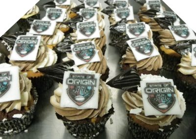 State of Origin- karma cupcakes gold coast