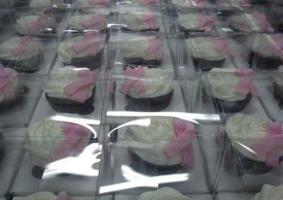 pink ribbon cupcakes- karma cupcakes gold coast