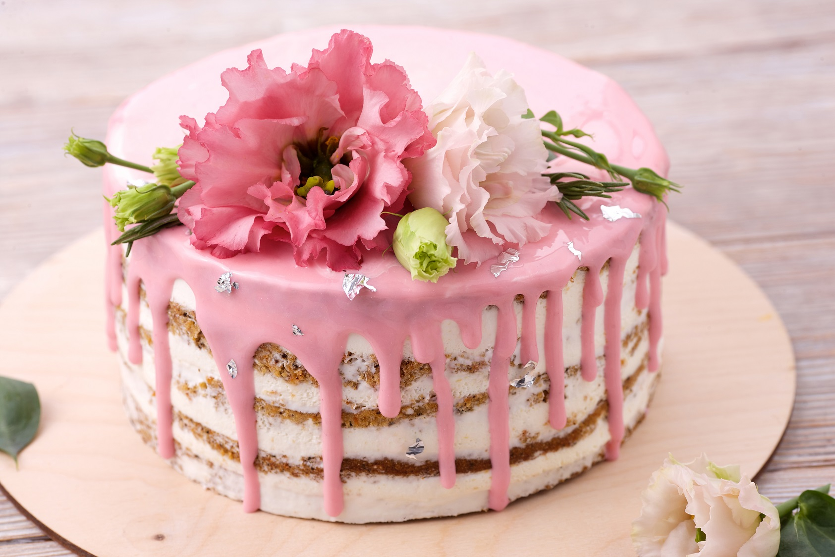 Gourmet Cakes - 24 hours notice required - Includes G/F and G/F Vegan varieties