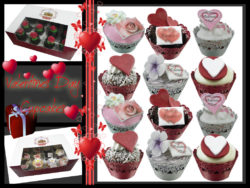 Love & Valentine's Day Cupcakes