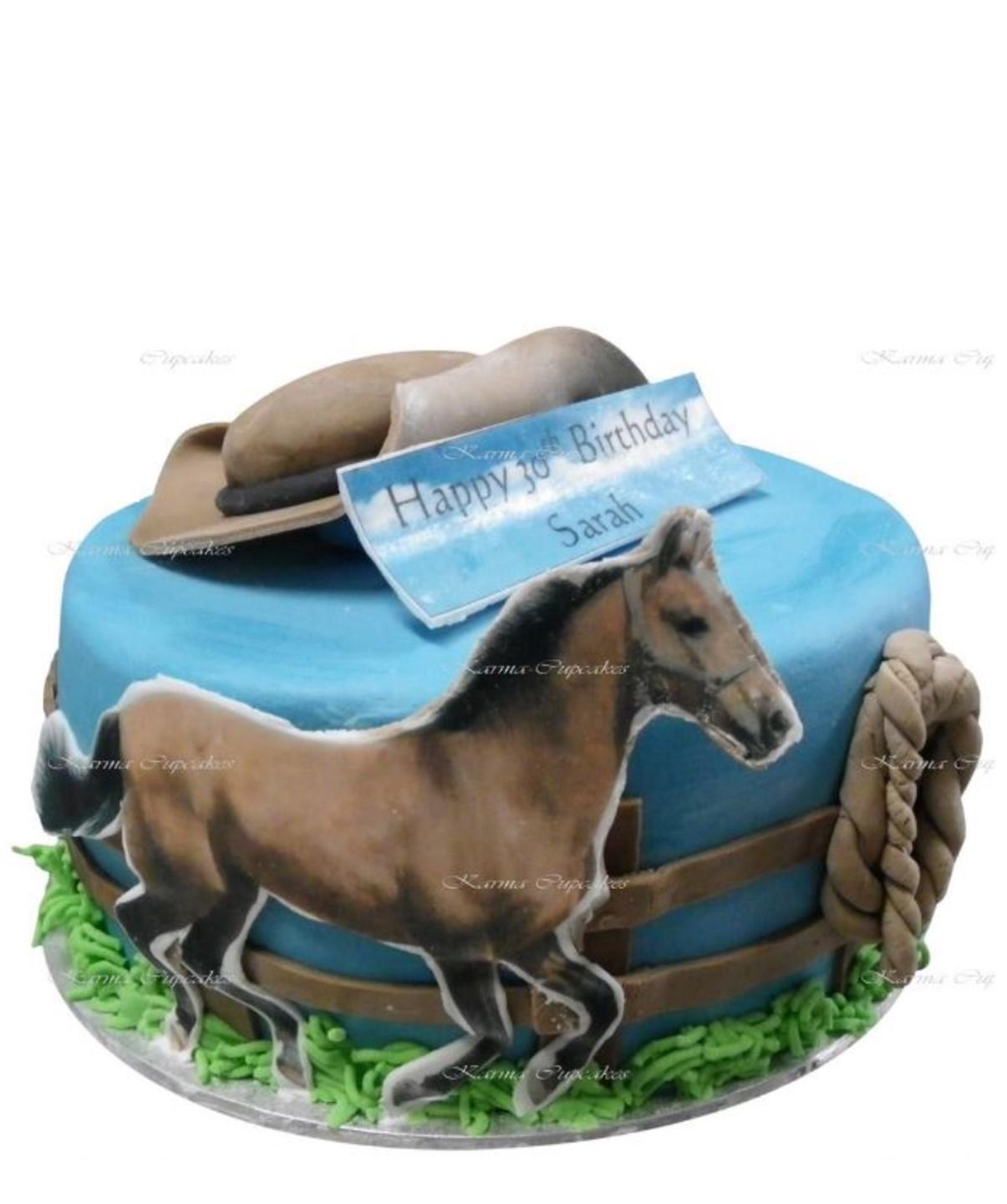 Edible Image cakes using photos and logos