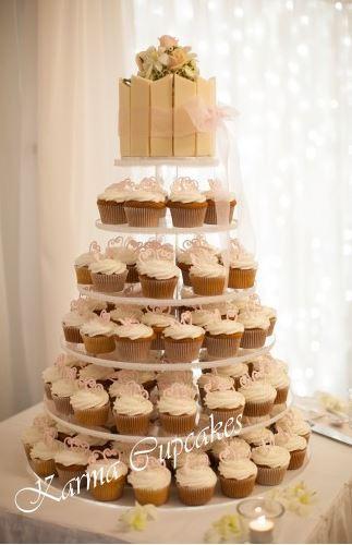Wedding Cupcake Towers