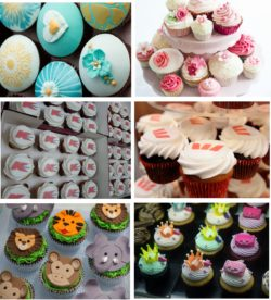 Custom Made Cupcakes- two (2) business days notice is required.