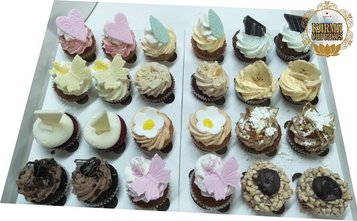 24 high tea mini cupcakes (2)