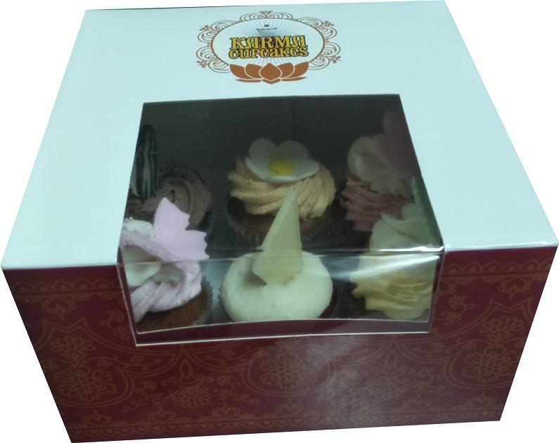 6 high tea mini cupcakes (1)