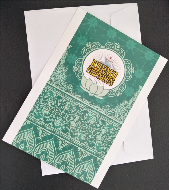 gift card and envelop