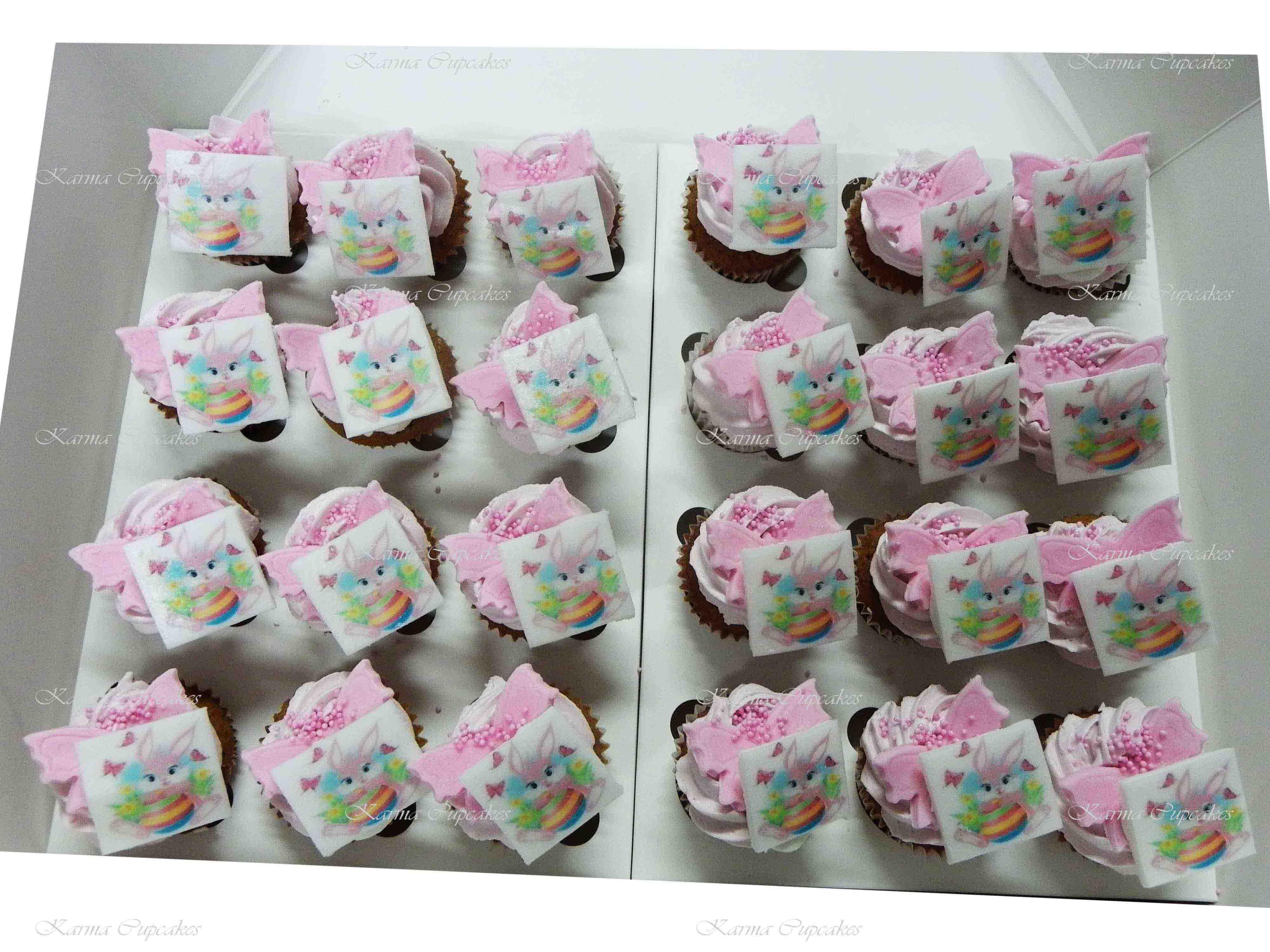 Easter High Tea Cupcakes