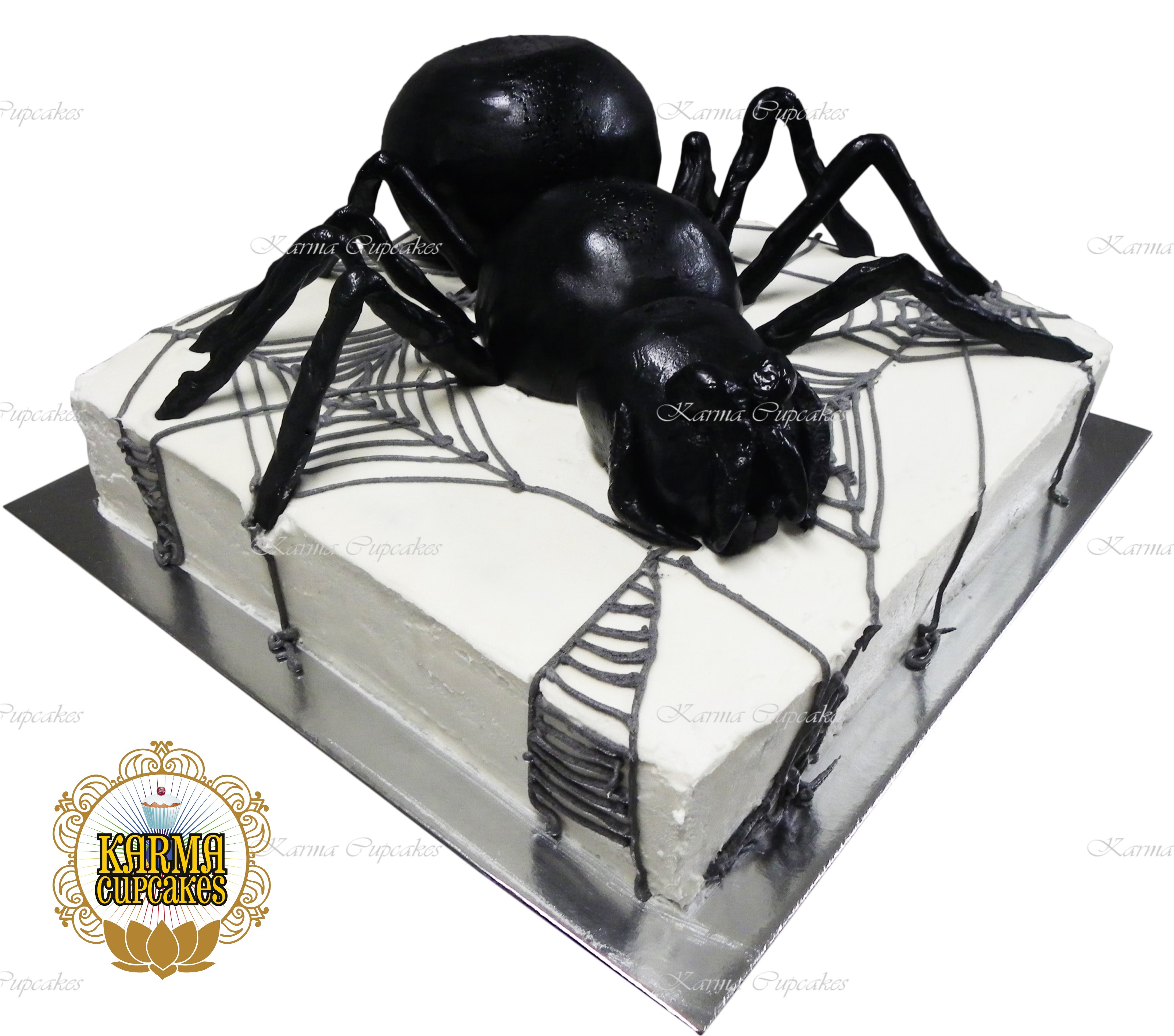 1/2 Slab with 3D spider