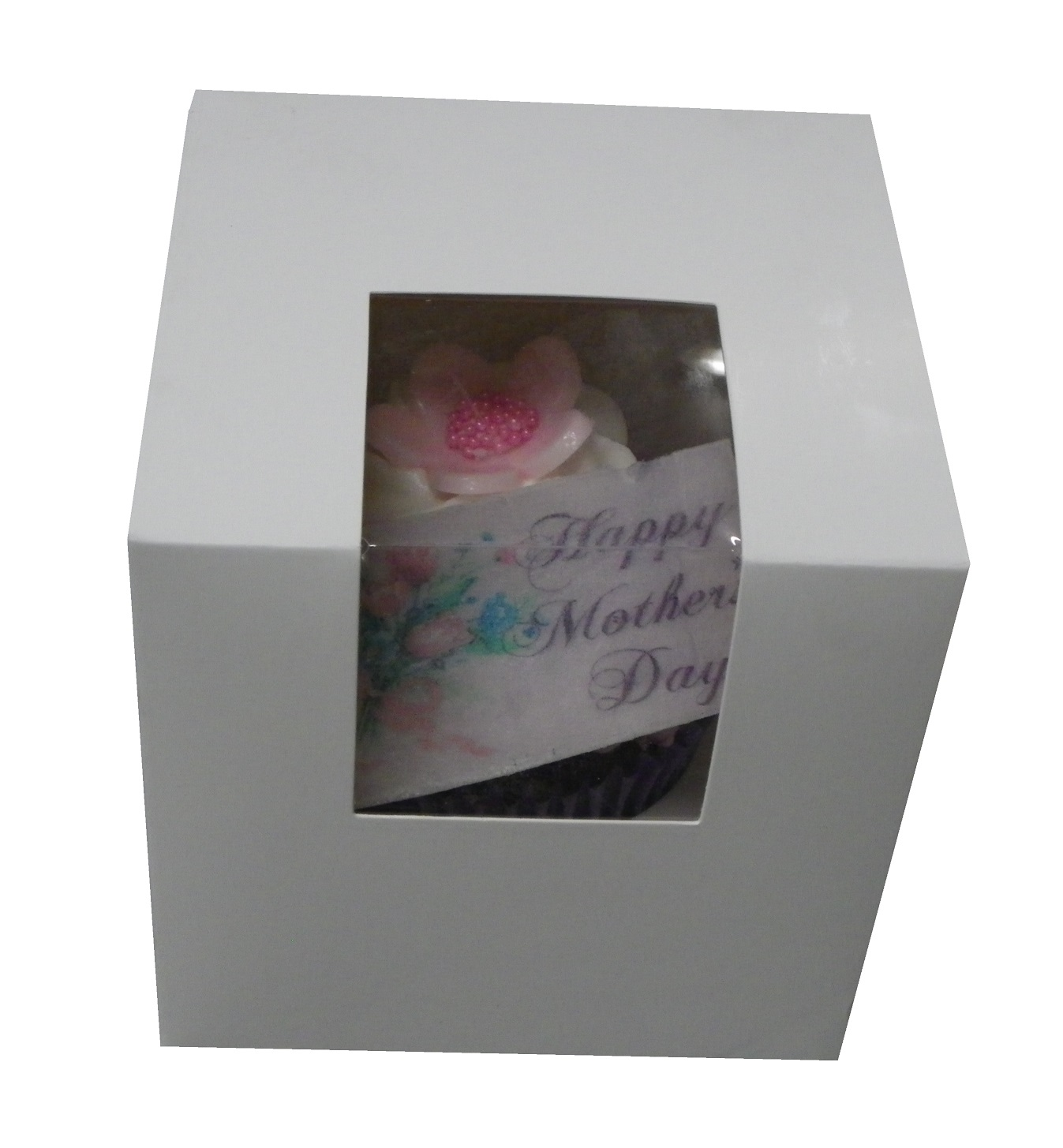 Have your cupcakes individually boxed as a gift