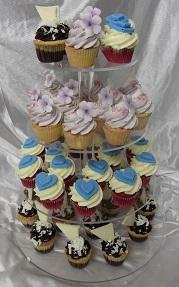 Mini Cupcakes Tier Personalised